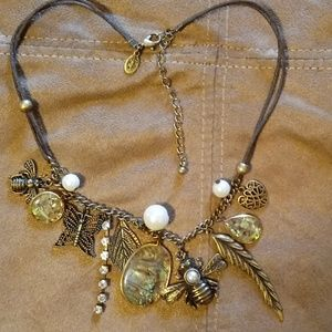 Cookie Lee Charm Necklace